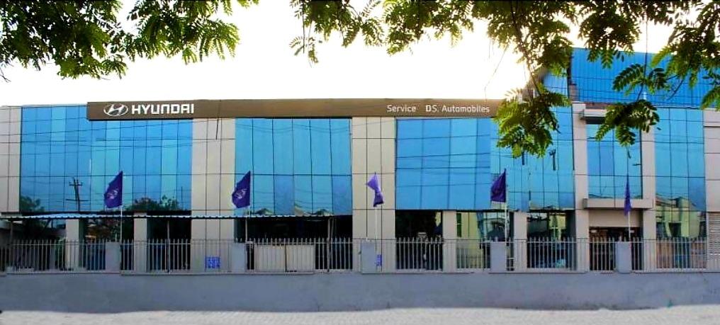 hyundai authorised service centre near me