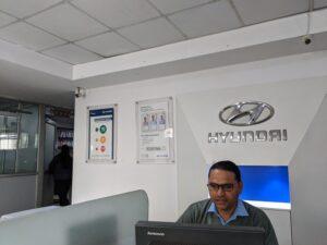 ds hyundai authorised service centre near me