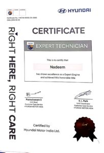 ds hyundai service center noida Achievements3