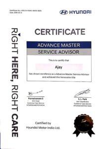 ds hyundai service center noida Achievements4