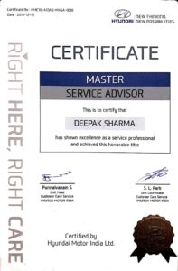 ds hyundai service center noida Achievements7